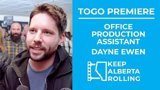 Dayne Ewen - Office Production Assistant