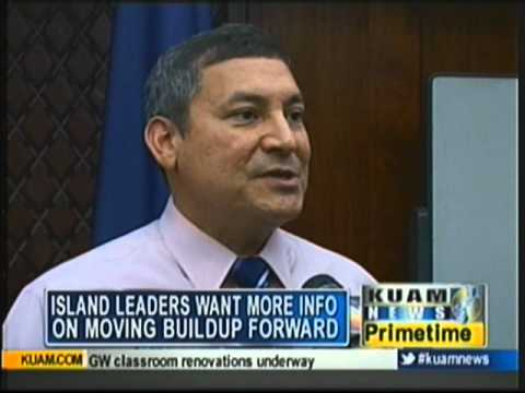 Congressional delegation to tour the island