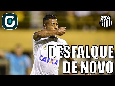 Bruno Henrique é Afastado De Novo No Santos- Gazeta Esportiva (23/04/18)