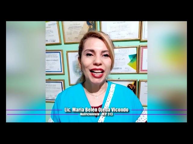 Lic María Belén Ojeda Vicondo