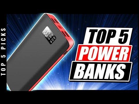 Top 5 Best Power Bank Of [2019]