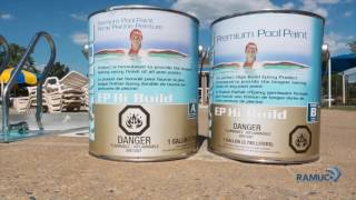 How To: Paint Your Pool with Ramuc Pool Paint