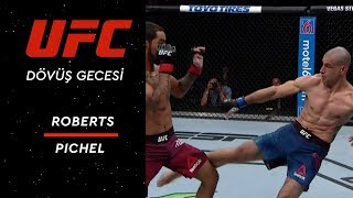 UFC on ESPN 3 | Roberts vs Pichel