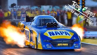 Ron Capps 2 | Wrecks and Wild Rides | Funny Car