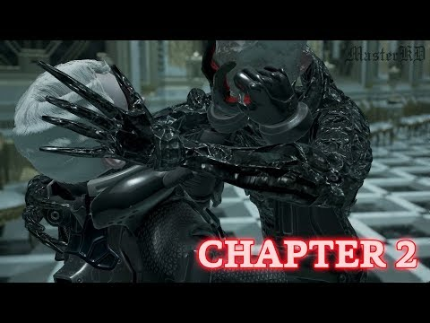 ECHO (2017) 100% - Chapter 2: Genesis (All Collectibles)