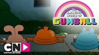 Quién fue?   El asombroso mundo de Gumball   Cartoon Network