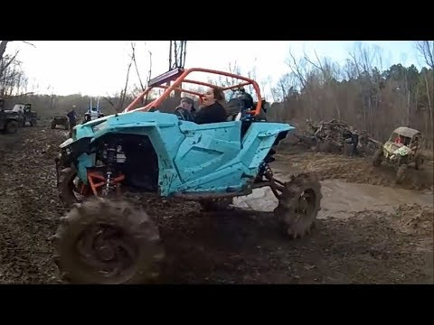 Cajun Muddy Gras at Muddy Bottoms