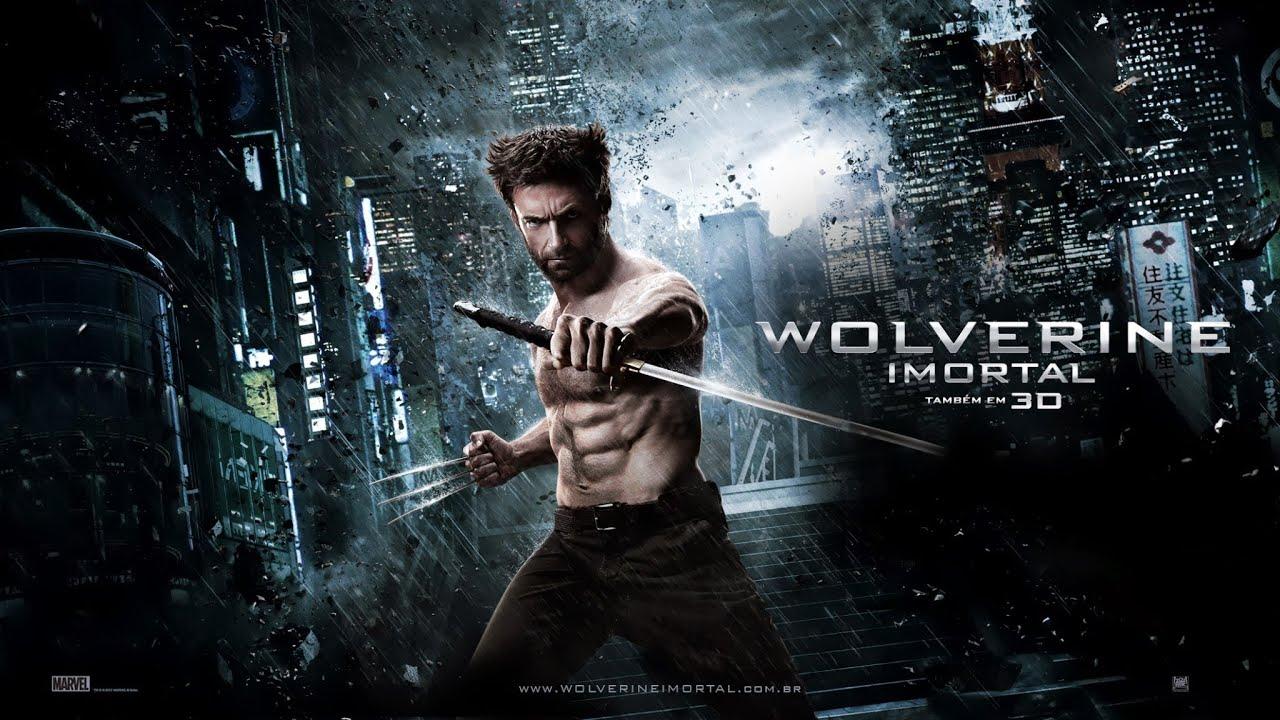 filme wolverine imortal dublado