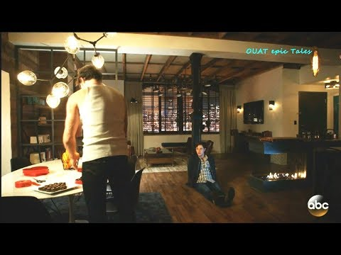 Once Upon A Time 7x16 Henry Held as Captive By Nick - Real Name Reveal Season 7 Episode 16 Scenes