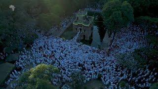 የጥምቀት በዓል አከባበር በጎንደር ከተማ   Celebration of Epiphany in Gondar [Arts Tv World]