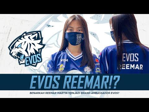 UPTREND#37 - EVOS REEMAR!? BENARKAH REEMAR MARTIN MENJADI BRAND AMBASSADOR EVOS?