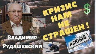 Владимир Рудашевский - кризис нам не страшен!