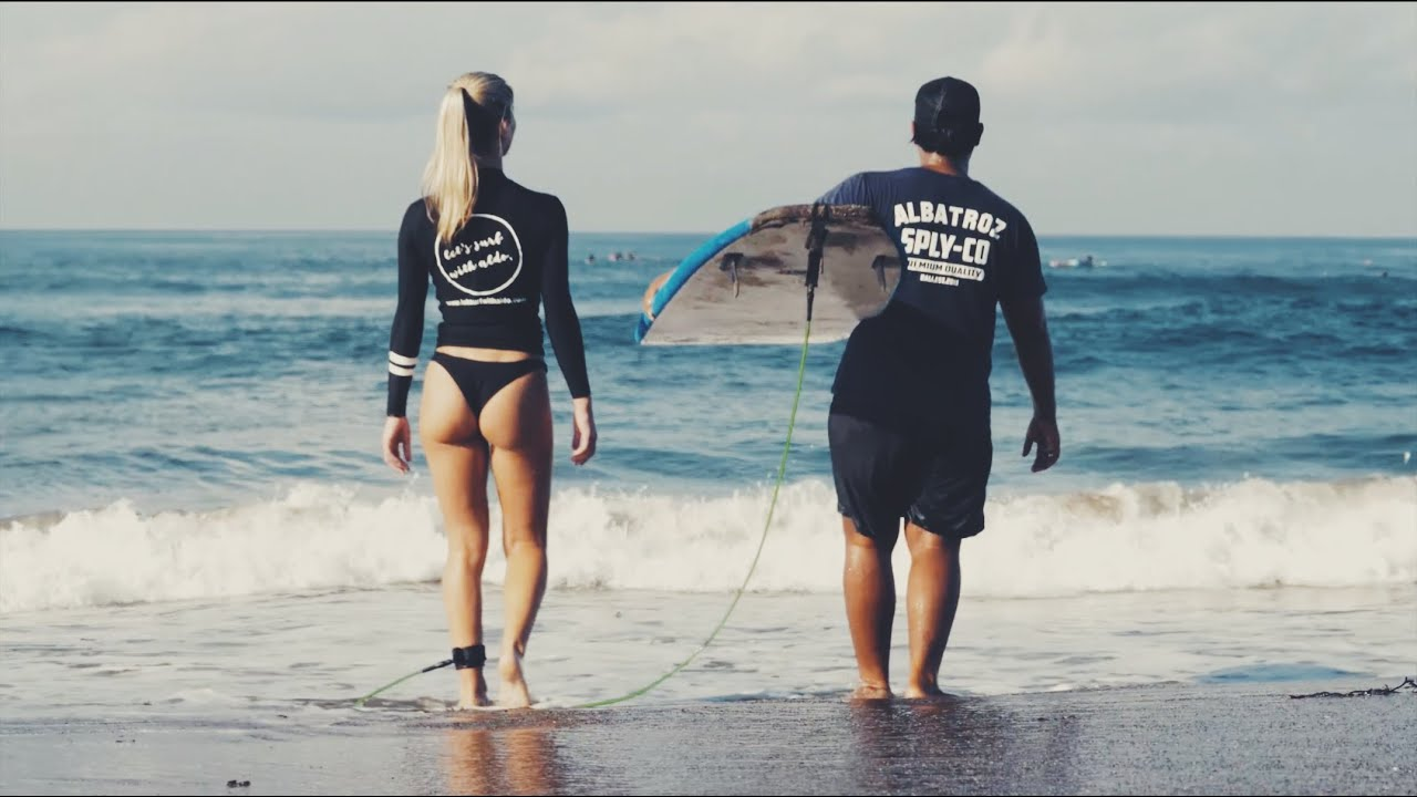 SURF SCHOOL CANGGU, BALI || surfwithaldobali.com || Book your surf lesson today!