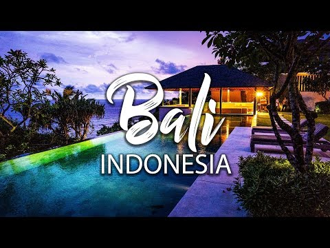 Insanely beautiful Paradise Villa in Bali | Authentic Balinese food
