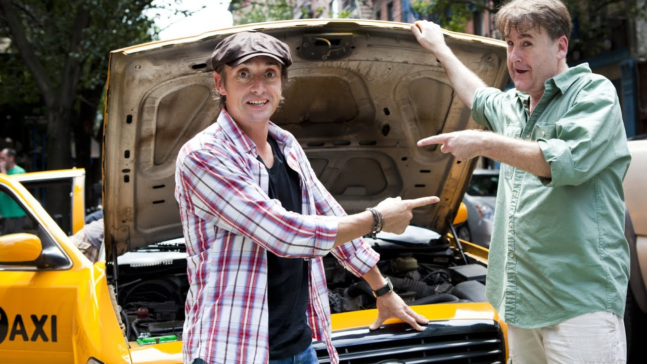 richard hammond drives nyc cab crash course sneak peek new bbc america youtube. Black Bedroom Furniture Sets. Home Design Ideas