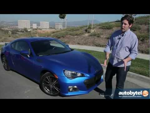 2013 Subaru BRZ Test Drive & Sports Car Video Review
