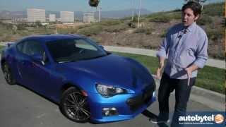 Subaru BRZ 2013 Videos