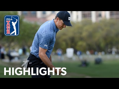 Jordan Spieth's winning highlights from Valero | 2021