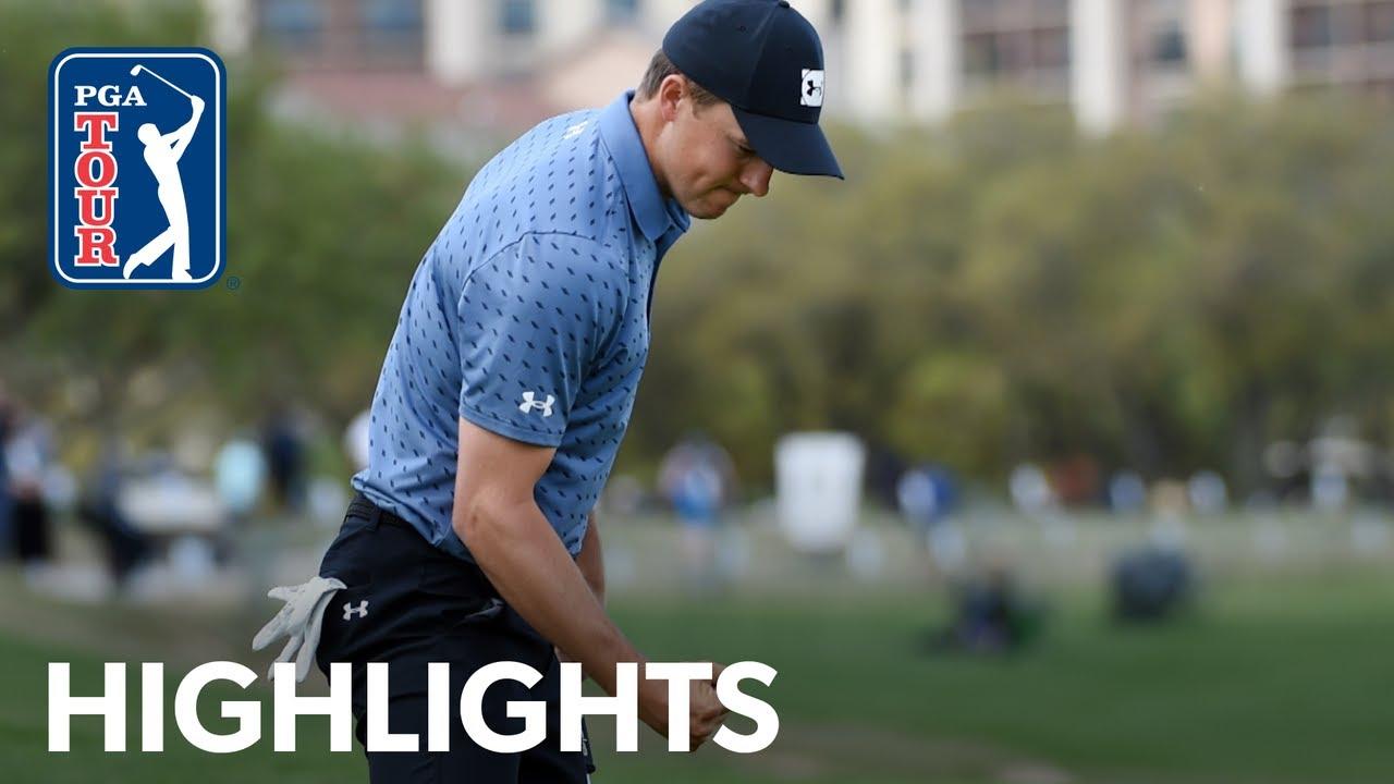 Jordan Spieth's winning highlights from Valero | 2021