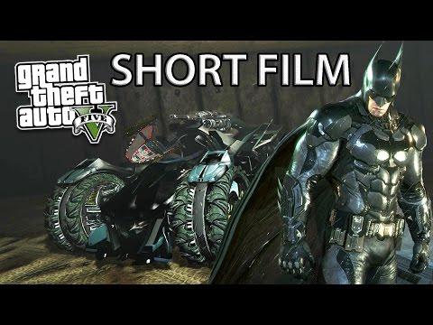 THE DARK KNIGHT LOS SANTOS - GTA MOVIE MOD Short Film - HD 60 FPS