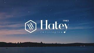 Baixar 트와이스 (TWICE) - HATEY (LIKEY 아련/Sad Ver.) Piano Cover