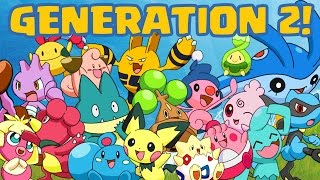 GENERATION 2 POKEMON GO GYM BATTLES..!!! (Pokemon GO)