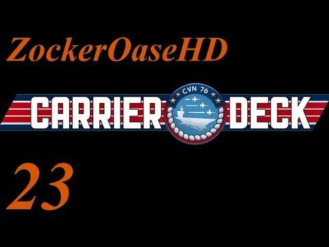 Carrier Deck # 23 : Süd China Mission 1 V2 - Flugzeugträger Simulator - Deutsch LP