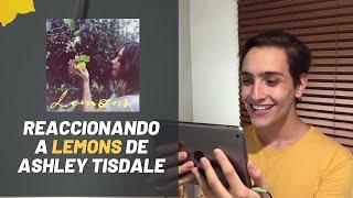 Baixar Reacciono a LEMONS de Ashley Tisdale   Daniel Báez Vélez