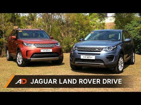 Jaguar Land Rover Drive