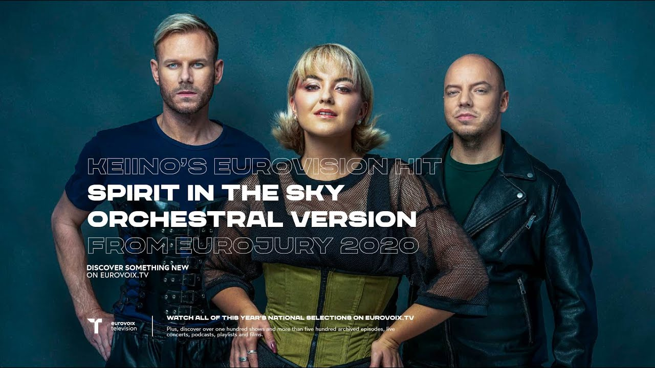 KEiiNO -  Spirit in the Sky (Extended Orchestral Version) | Eurojury 2020