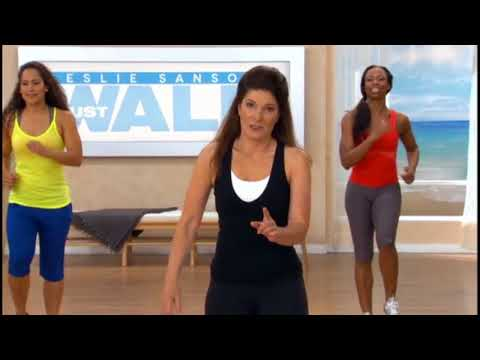 Interval Training - 10 Minute Walk at Home Routine   Fitness Videos