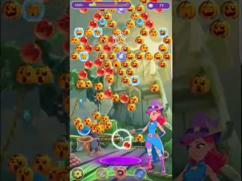 Bubble Witch 3 Saga Level 332 ~ No Boosters
