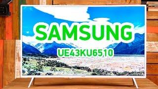 видео Samsung UE55KU6510U 4K Ultra HD телевизор