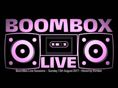 Deep Soulful Funky House Mix - BoomBox Live - Sunday 13th August 2017 - Mixed by Kimber