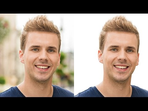 How to Cut Out Hair with the Brush Tool in Photoshop
