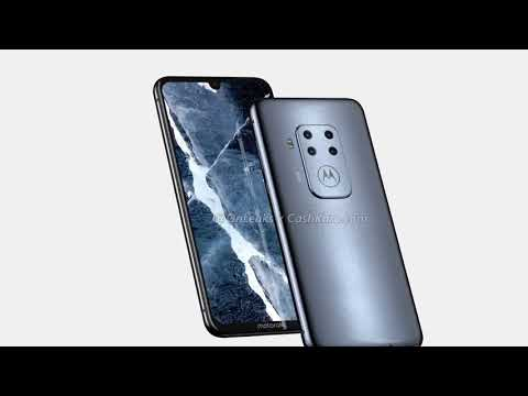 Unknown Motorola phone with four cameras leaks