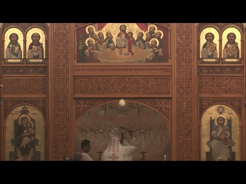 HD Live Stream from St  Mark Coptic Orthodox Ch    - With Loop Control -  YouTube for Musicians