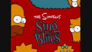 Watch Simpsons Moanin Lisa Blues video