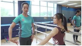 We dance by Judy Yiu
