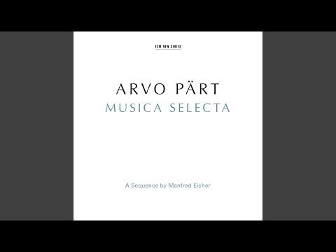 Pärt: Für Alina - 1. Für Alina (Remastered 2015)