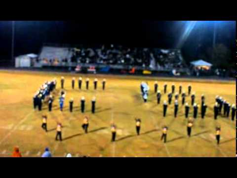 The Spirit of Crystal Springs High School Band (October 28, 2011)