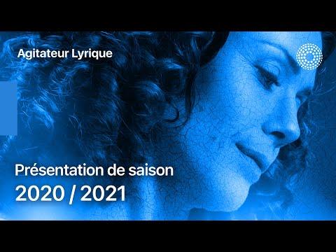 Présentation de saison 20/21 de l'Opéra de Limoges