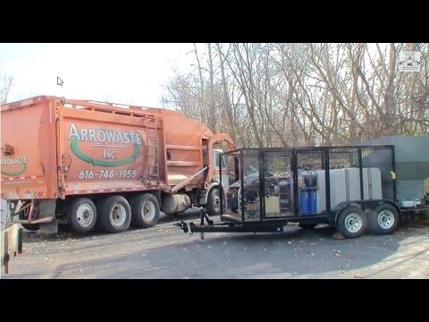 Wheelie Bin Cleaning >> Wheelie Bin Cleaner - Trash Can Cleaning Systems Truck & Trailer Mounted units. sales@hcsclean ...