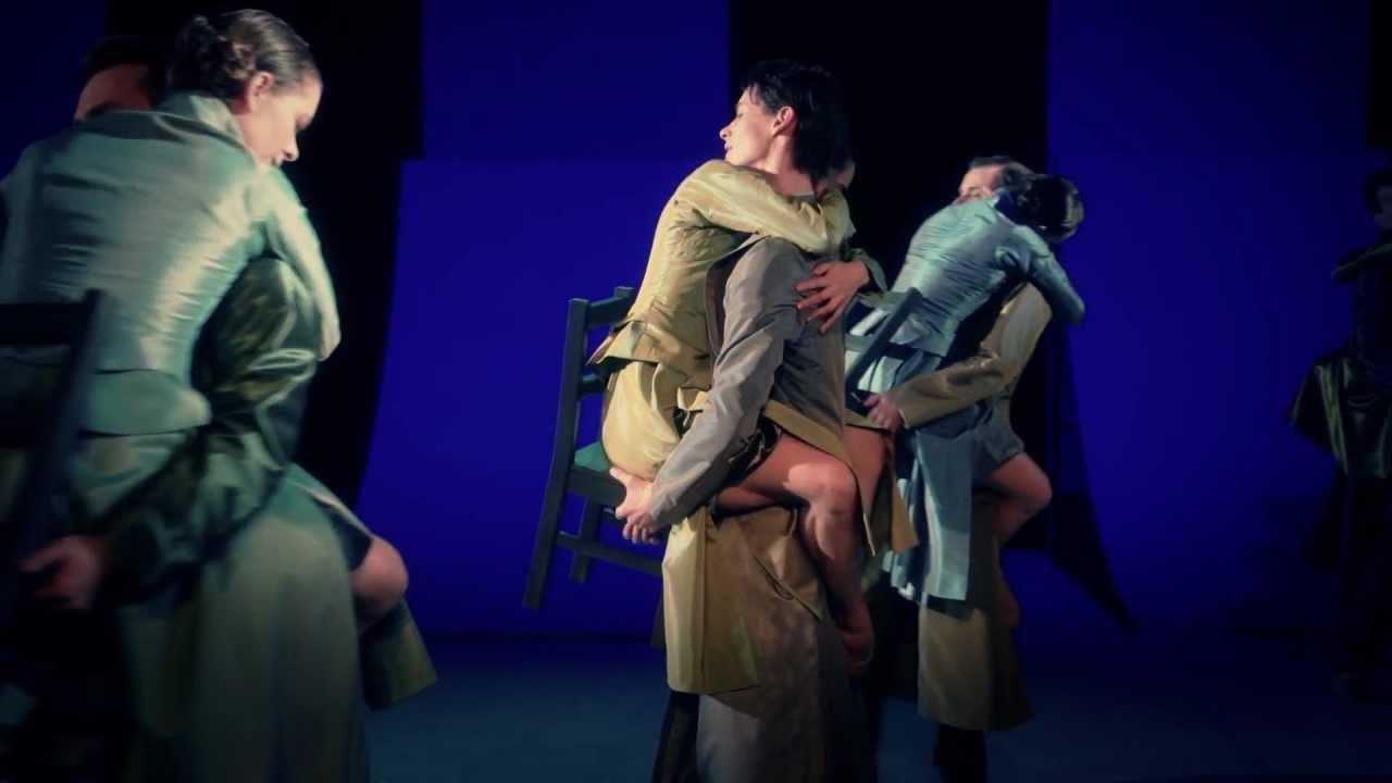 Staatstheater Cottbus: »BERÜHRUNGEN. EINE BALKAN-RHAPSODIE« (TRAILER)