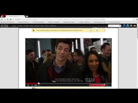 How To Watch Flash TV-Series