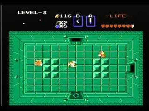Legend Of Zelda Nes Walkthrough Part 04 Youtube