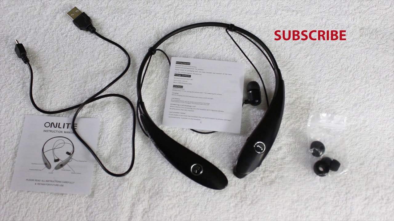 308a1fa75be Onlite HP-12|| Bluetooth earphones|| Truly on budget|| review? - YouTube