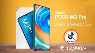 Poco M2 pro official update Launch Specs details Price & Offer | 720G Surge Charging | Flipkart
