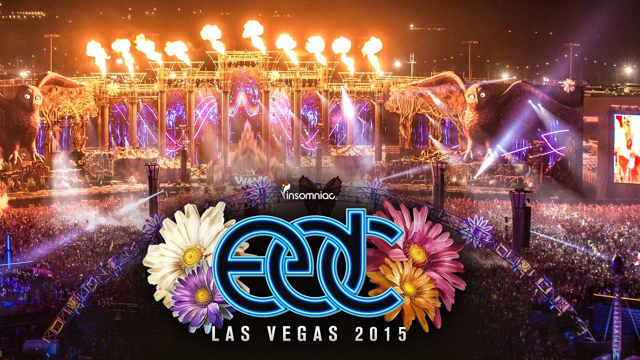 Edc Las Vegas 2015 Official Trailer Youtube