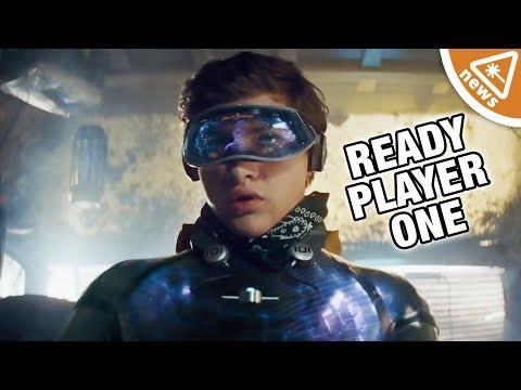 The 25 Coolest Easter Eggs in the Ready Player One Trailer! (Nerdist News w/ Jessica Chobot)